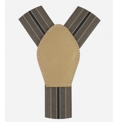 35mm double clip braces